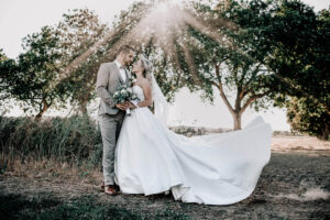 Brautpaarshooting nach Feier Trauung im Landbrenner Köln